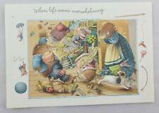 Hallmark Marjolein Bastin Vera the Mouse Friend Card