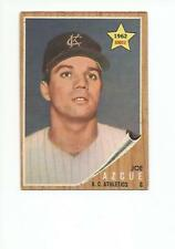 JOE AZCUE 1962 Topps card #417 Kansas City A's EX+