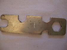 Vintage 5 in One Multi Tool Pourus Wrench Metal Bicycle Fishing Purpose Steel