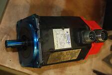 Delco Fanuc, A06B-0513-B501 #8008, 85v, 3ph, 2000 RPM,  8 Poles, Servo Motor