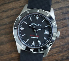 Oceanica Manta Ray 200M Dive Watch Miyota 9015