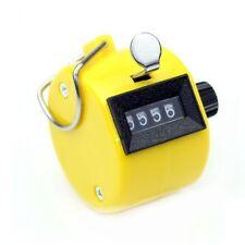 Compteur de chiffres numerique jaune a 4 chiffres M3L8