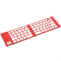 Clavier Bluetooth Pliable iPad iPhone Tablet PC Smartphone Android iOS/ QWERTY
