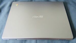 ASUS Chromebook laptop, little used, not a year old yet - BD7