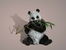 """BRONZE """"Panda Bear"""" Amazing Detail!!! Limited Edition SCULPTURE by BARRY STEIN"""