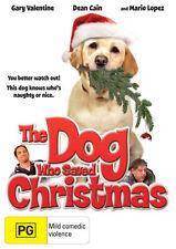 The Dog who saved Christmas * NEW DVD * (Region 4 Australia)