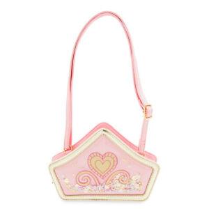 Disney Store Authentic Princess Fashion Crossbody Bag Accessory New