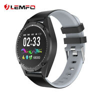 Lemfo G50 Montre Intelligente Cardiofréquencemètre Podomètre Pour Huawei iPhone