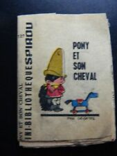 Mini récit magazine Spirou n° 127 - Pony et son cheval - de Degieter