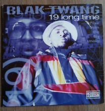 Blak Twang - 19 Long Time vinyl LP