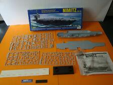 Paget Flugzeugträger NIMITZ CVN-68 Nr.08M-058 mit Motor