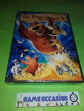 LES REBELLES DE LA FORET 3 DVD ENFANT VF NEUF SOUS BLISTER