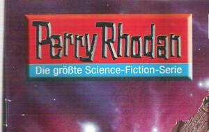 RHODAN PERRY EA 1500 mit Poster
