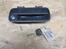 HONDA CIVIC 3 DOOR HATCHBACK 88 89 EXTERIOR DOOR HANDLE + LOCK CYLINDER + KEY RH