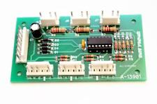 NEW Bally/Williams 3 Bank Switch Board  A-17042, A-13901, A-13901-1, A-13901-2