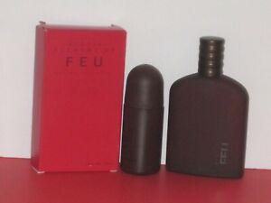 KIOTIS PARIS ELEMENT DE FEU (ORIENTAL/SPICY) EDT FOR MEN  100 ml. NEW WITH BOX!