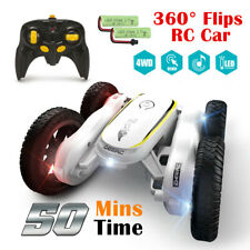 Remote Control Car 360° Flips Stunt Car RC Car 4WD High Speed Off-Road for Kids