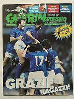 GUERIN SPORTIVO 25-1988 EURO 88 ITALIA SKORO CORRADINI FANNA HAMPSTEN GIRESSE