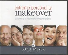 EXTREME PERSONALITY MAKEOVER         4 CDs        Joyce Meyer