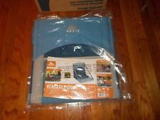 KELTY VERSATILE CHAIR-NEW-PORTABLE,RELIABLE,COMFORTABLE-CAMP,SPORTS-BLUE,LIGHT