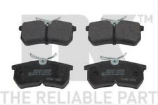 Ford Fiesta MK5 1.25i 5 5 74 Plaquettes Frein Avant DISQUES 240 mm ventilé