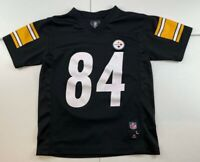 Antonio Brown 84 Pittsburgh Steelers NFL Football Jersey Youth Size L