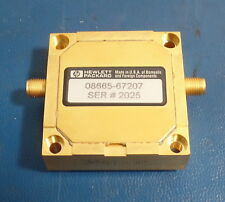 HP Agilent 08665-67207 Precision Mixer Excellent Removed 8665A