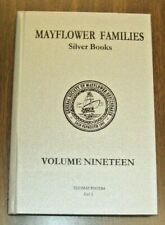 Mayflower Families Silver Books Descendants of the Pilgrims...v. 19, pt 2