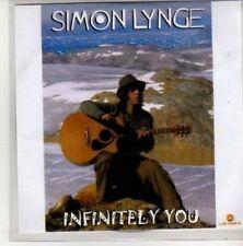 (AL75) Simon Lynge, Infinitely You - DJ CD