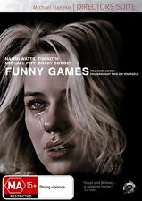 Funny Games (2007) NEW R4 DVD