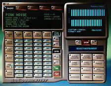 Sine Wave Generator and Audio System Setup kit software