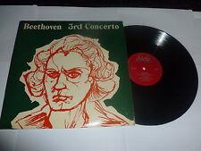 Beethoven-Piano Concerto No 3 in C minor - 1963 sidelio VINYL LP