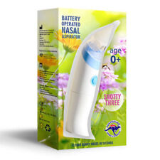 Snotty Three 3 Battery Operated Nasal Aspirator
