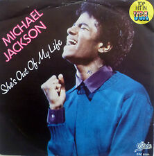 "7"" 1979! Michael Jackson she's out of my life/MINT -? \"