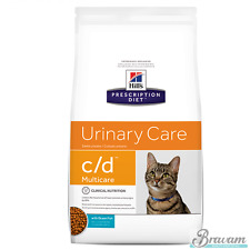 5kg HILL'S Prescription Diet Feline c/d Multicare SEEFISCH Bravam 052742606903
