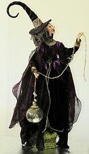"""One Of A Kind Wicked  Witch  (38"""" tall)"""