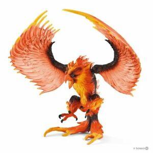 Schleich Eldrador Creatures Fire Eagle 42511