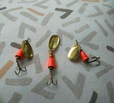 1 X Cucharilla VIBRAX Oro Naranja Fluor Nº2