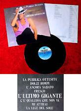 LP Adriano Celentano: La Pubblica Ottusita´ (Teldec 626 707 AP) D 1987