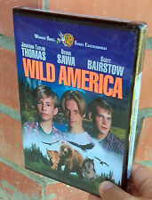 Wild America (DVD, 1997) Brand New! Region 1