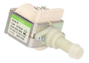 Original Wasser Pumpe Ulka EP5GW für DeLonghi Bosch Siemens NEU