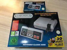 ORIGINAL Nintendo NES Classic Mini + ORIGINAL Extra Controller