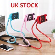 Flexible Phone Stand Bracket Mobile Phone Holder Hanging Neck Lazy Mount Stander