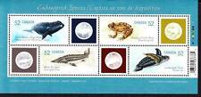 Canada MNH 2007 souvenir sheet sc# 2229 Endangered Species-2