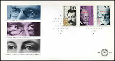 Netherlands 1993 Dutch Nobel Prize Winners FDC First Day Cover #C28038