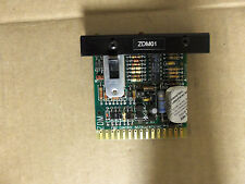 FCI Fire Alarm Module Circuit Board Card 1100-0044 Releasing Device Board