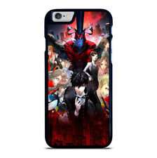 PERSONA 5 For iPhone 5 5S 6 6S 7 8 PLUS X XR XS 11 Pro Max Phone case