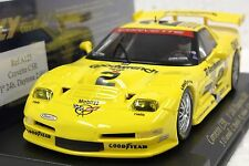 FLY A123 CORVETTE C5R 1ST PLACE DAYTONA 2001 NEW 1/32 SLOT CAR IN DISPLAY CASE