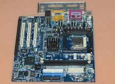 Gigabyte Intel D845GL  ISA P4 VGA  motherboard+2.8G CPU +512MB RAM