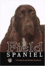 Field Spaniel: A Complete and Reliable Handbook (Rare Breed)-ExLibrary